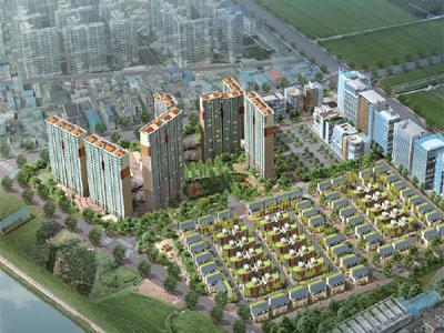 경산 임당역세권 도시개발사업