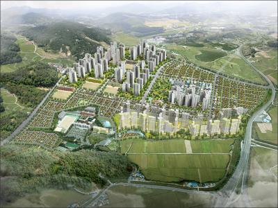 포항 초곡지구 도시개발사업